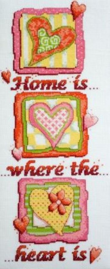 Home is Where the Heart Is # 1103